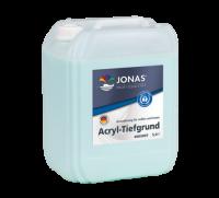 JONAS Acryl-Tiefgrund / JONAS label