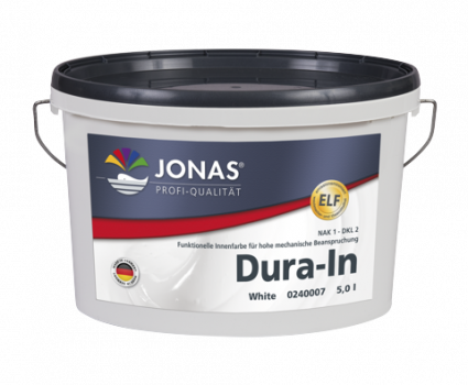 JONAS Dura-In / JONAS label