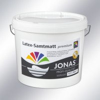 Latex-Samtmatt premium Tönbase