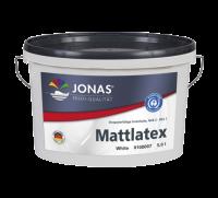 JONAS Mattlatex / JONAS label