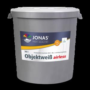 Objektweiß Airless