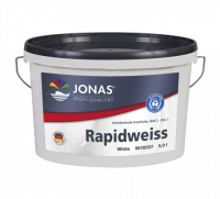 JONAS Rapidweiss / JONAS label