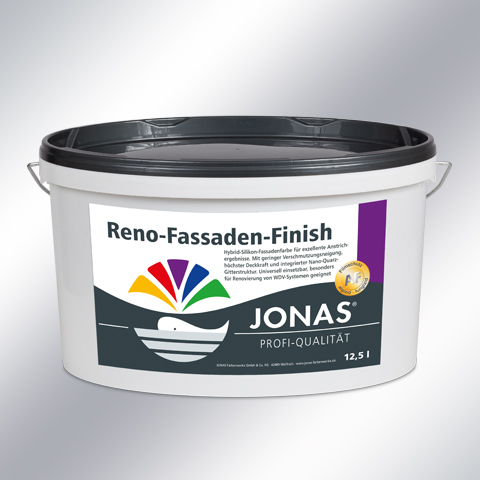 Reno-Fassaden-Finish