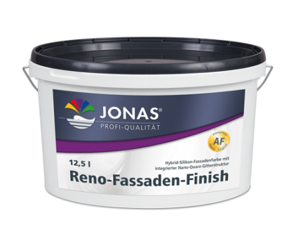 Reno-Fassaden-Finish