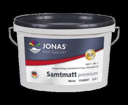 JONAS Samtmatt premium / Jonas label