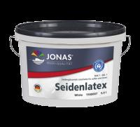 JONAS Seidenlatex / JONAS label