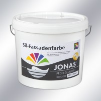 Sil-Fassadenfarbe siloxanverstärkt Tönbase