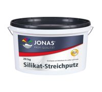 Silikat-Streichputz
