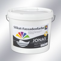 Silikat-Fassadenfarbe Tönbase