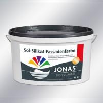 Sol-Silikat-Fassadenfarbe