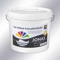 Sol-Silikat-Fassadenfarbe Tönbase
