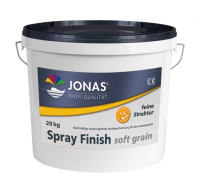 Spray Finish soft grain fein Tönbase