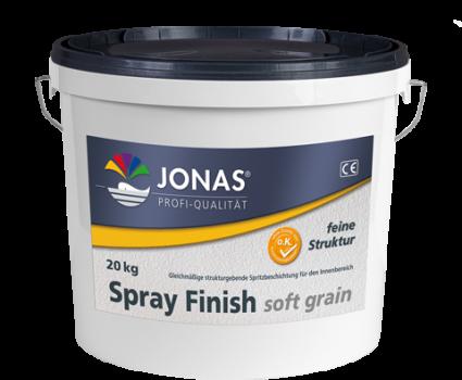 Spray Finish soft grain fein Tönbase