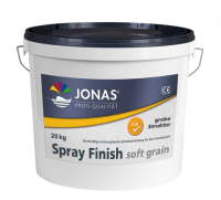 Spray Finish soft grain grob