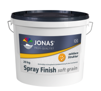 Spray Finish soft grain mittel Tönbase