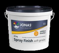 Spray Finish soft grain mittel