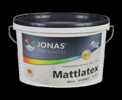 JONAS Mattlatex Tönbase