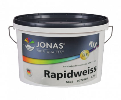 JONAS Rapidweiss Tönbase